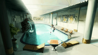 Sato pool