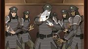 Metalbending Police Force