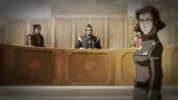 Yakone's prosecution