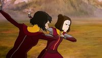 Opal and Jinora intervene