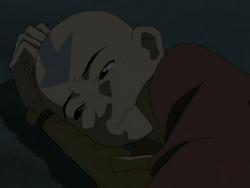 Aang depressed