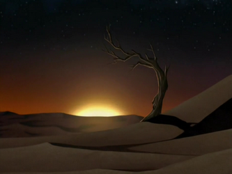 File:Desert sunset.png