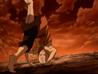 File:Aang tumbles.png