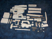 CARB Modular Weapon System Set unfinished