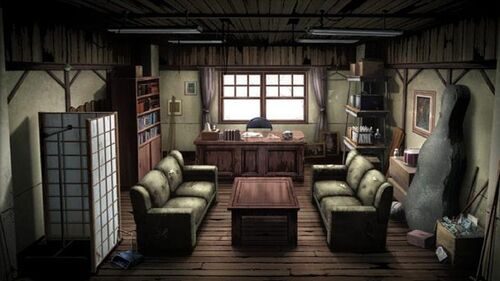 Masaru's Bedroom 1