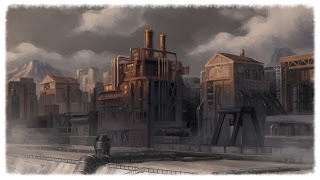 Abandoned industries