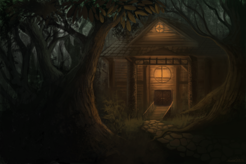 The cabin by drmaniacal-d64leiq