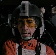 Denis Lawson as Red Two (Wedge) (ANH)