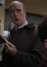 Roger Frost as Tall Man