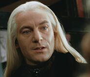 Jason Isaacs as Lucius Malfoy (COS)