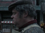 Daniel Handler as Fish Head Salesperson (S01E07)