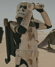 Ted Gagliano as Stormtrooper with Binoculars (Special Edition)