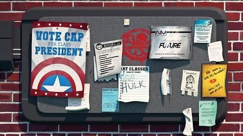 Marvel Avengers Academy Teaser Trailer