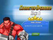 Red Hulk Rank 5