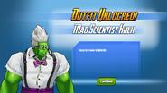 Outfit Unlocked Mad Scientist Hulk