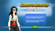 Character Recruited Spider-Woman