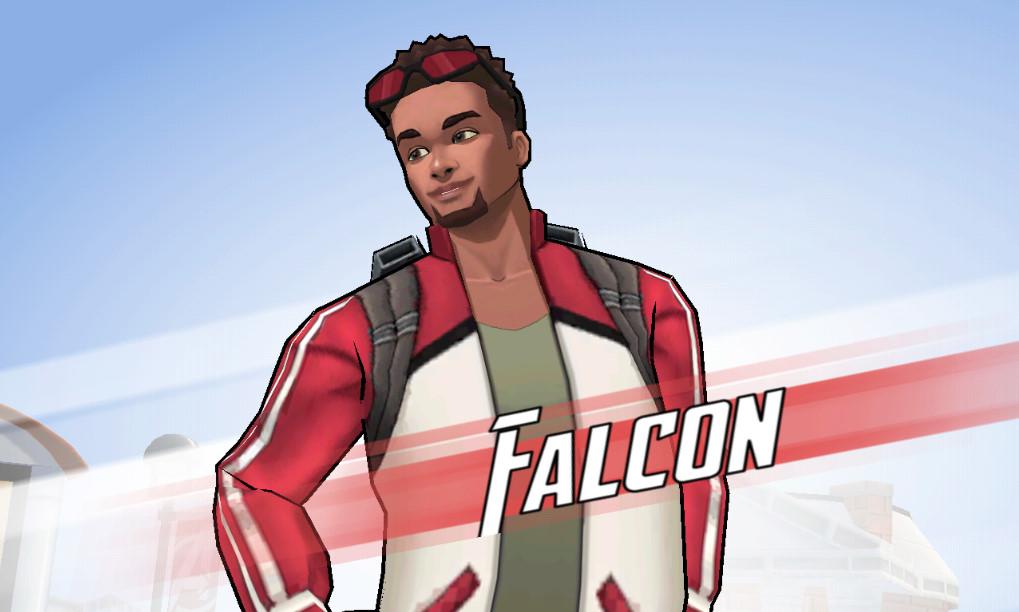 Falcon avengers academy wikia fandom powered by wikia - Faucon avengers ...