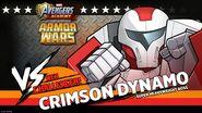 Crimson Dynamo Armor Wars
