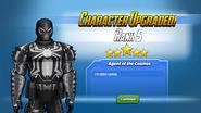 Agent Venom Rank 5