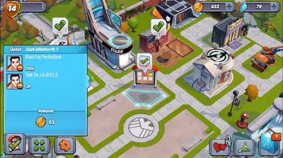 Stark Initiative, Pt. 1