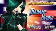 New Recruit Available! Madam Hydra
