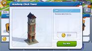 Academy Clock Tower