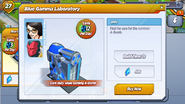 Blue Gamma Laboratory