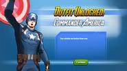 Commander America Unlocked