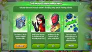 Gamma Attack Get More Gamma Blockers