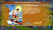 Iron Surfer Promo Art