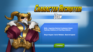 Character Recruited! Odin