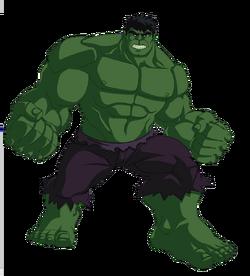 Hulk avengers assemble
