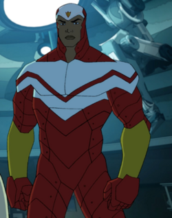 Samuel Wilson (Earth-TRN123) from Avengers Assemble Season 1 24 0001