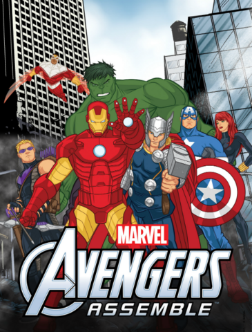 File:Avengers Assemble poster.png