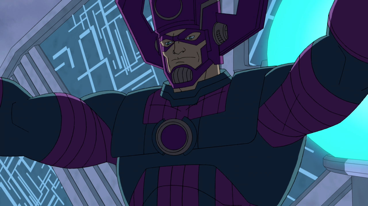Galactus Marvel S Avengers Assemble Wiki Fandom
