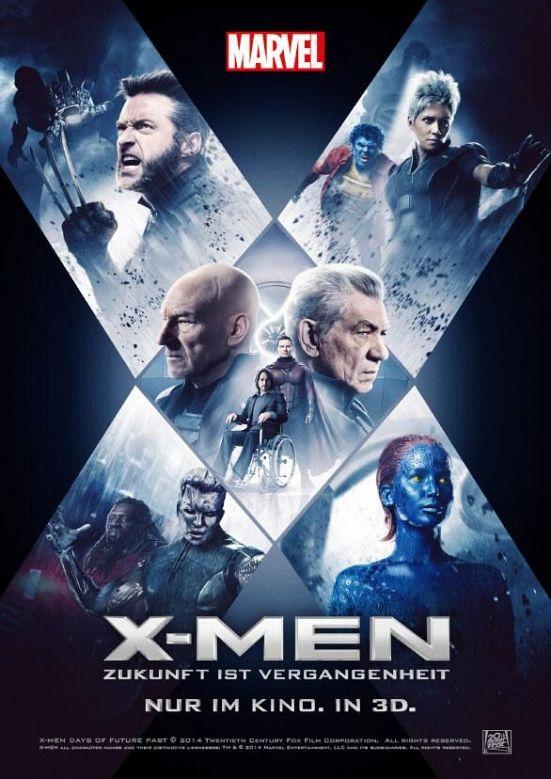 X Men Zukunft Ist Vergangenheit Stream