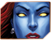 Mystique Marvel XP Sidebar
