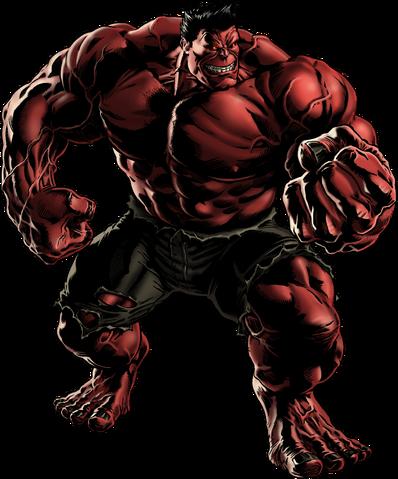 File:Red Hulk Portrait Art.png