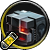 Magnetic Lockbox U-Iso8 Yellow Task Icon
