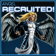 Angel Recruited
