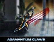 Wolverine Level 1 Ability