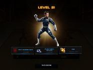 Agent Leveled Up iOS Screenshot