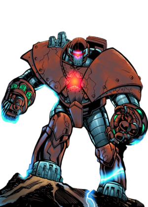 Crimson Dynamo Marvel XP