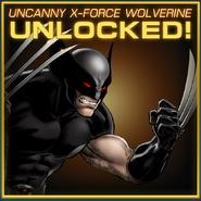 Wolverine Uncanny X-Force Unlocked