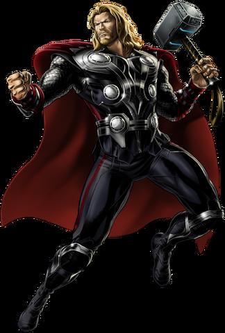 File:Avengers Thor Right Portrait Art.png