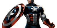 Marvel XP: Dossiers/Captain America