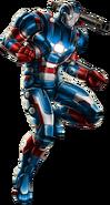War Machine-Iron Patriot-iOS