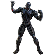 Ultimate Ultron Portrait Art