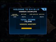 Mission Mastery iOS Screenshot