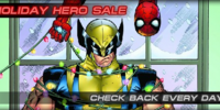 Holiday Hero Sale